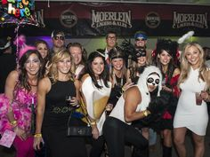 The Malice Ball Halloween masquerade party brought