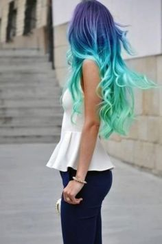 Such awesome hair