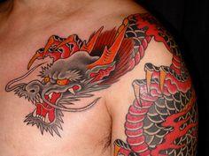 Dashing Dragon