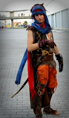 PoP 2008 Cosplay - Vagabond by on DeviantArt Prince Of Persia, Cool Costumes, Cosplay Costumes, Dnd Art, First Night, How To Look Pretty, Retro Fashion, Pop Culture, Celebs