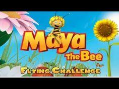 Fly With Maya | Fun Games Children.
