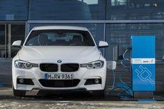 BMW 330e eDrive Plug‑in‑Hybrid 2016