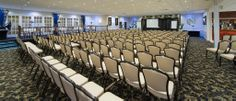 If your having a conference, The Arlington Suite can hold up to 300 people if its 'Theatre Style. Shown in image Devon And Cornwall, Function Room, North Devon, Short Break, Bar Stools, Conference, Theatre, Hold On, Star