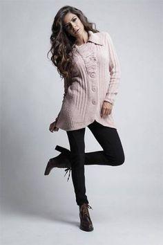 receita blusa tricot feminina inverno - Pesquisa Google