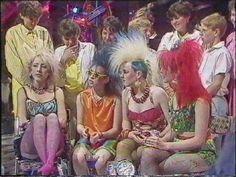 Oh, the '80's... we hardly knew ye!
