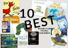 10 best books for young children and babies