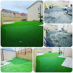 LOW-MAINTENANCE SOLUTION  With smooth-playing putting greens of the highest quality in your own garden that require very little maintenance, artificial grass has made having your own personal practice area a reality. There is no mowing or edging and the grass is free-draining to prevent water-logging.  #TheTurfWarehouse #artificial #fakegrass #artificialgrass #astroturf #grass #syntheticgrass #syntheticturf #garden #landscape #gardening #scotlandUK