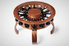Don Vino Wine Table – Men's Gear