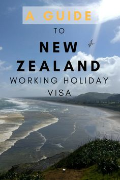 How to apply for New Zealand working holiday visa online? Read our guide and prepare for your best year ever abroad! #newzealand #workingholiday #travelblog