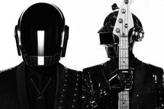 Daft Punk X Saint Laurent Paris
