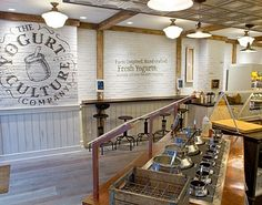 NYCs New Yogurt Shop—But Its Not What You Think : Condé Nast Traveler