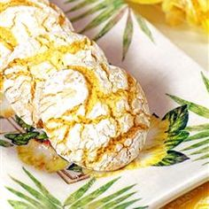 Easy Lemon Cookies are made from lemon cake mix--perfect for beginning bakers.