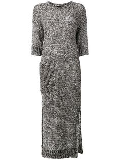 Joseph knitted dress .