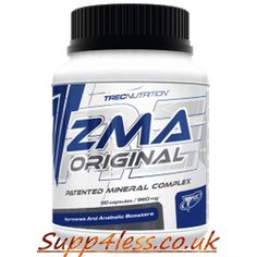 TREC NUTRITION ZMA ORYGINAL for better sleep & TESTOSTERONE SUPPORT -VITAMINS in Sporting Goods | eBay