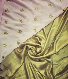 Gold Crepe satin saree with pink georgette blouse piece For 4500/- inr  To purchase this product mail us at houseof2@live.com or whatsapp us on +919833411702 for further detail #sari #saree #sarees #sareeday #sareelove #sequin #silver #traditional #ThePhotoDiary #traditionalwear #india #indian #instagood #indianwear #indooutfits #lacenet #fashion #fashion #fashionblogger #print #houseof2 #indianbride #indianwedding #indianfashion #bride #indianfashionblogger #indianstyle #indianfashion…