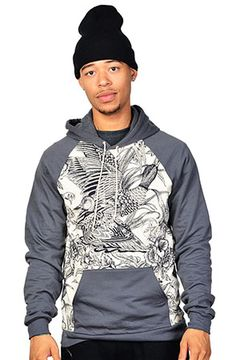 The Ponder Pullover Hoodie by Apliiq