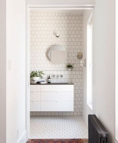 44 Ideas bathroom remodel gray and white towel racks for 2019 Half Bathroom Remodel, Shower Remodel, Bath Remodel, Kitchen Remodel, Ikea Towels, White Bathroom Cabinets, Loft, White Towels, Living Room Remodel
