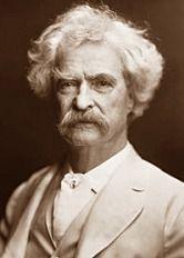 """""""Una bugia fa in tempo a viaggiare per mezzo mondo mentre la verità si sta ancora mettendo le scarpe.""""   (Mark Twain)"""