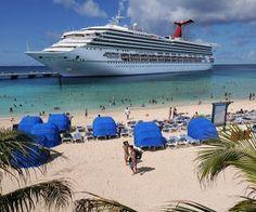 Grand Turk, Half Moon Cay and Nassau Bahamas on the Carnival Destiny -  favorite cruise so far