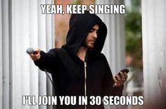 Echelon Humor!