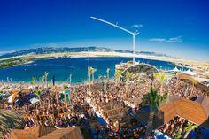 zrce beach