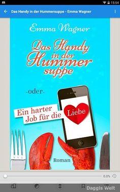 Das Handy in der Hummersuppe von Emma Wagner