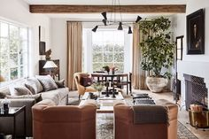Home Tour: European Elegance in this LA Abode - Apartment34 #home #style