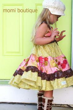 MOMI girl fashion