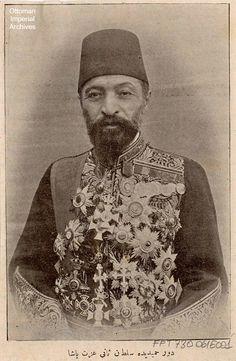 II. Abdülhamid'in sağ kolu.. Arap İzzet Paşa.. 1800'lü yılların sonları..