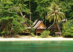 Trang e Songkhla, paraísos na Tailândia