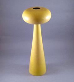 Stig Lindberg; Glazed Ceramic Vase for Gustavsberg.