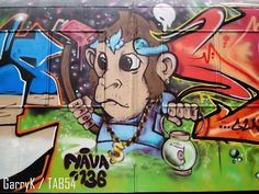 Urban Art a la cARTe: Street Art by Flava 136 (3) Street Art London, Weston Super Mare, Bethnal Green, 4th Street, Brick Lane, Croydon, Art Uk, Gloucester, Byron Bay