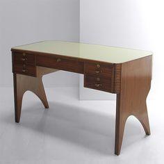 Desk by Melchiorre Bega