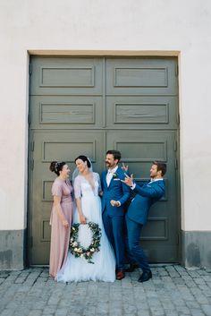 Brudfölje / Wedding party / Entourage