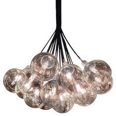 Orb 19-Light Cluster Pendant by SONNEMAN Lighting