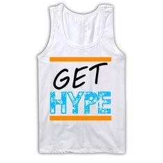 Get HYPE Tank Top Shirt Unisex sized Miami by StaticShirts on Etsy, $14.00