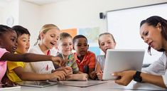 I was looking for an EdTech-themed image to use in my course materials. Ran across this lovely classroom scene. - Photographer Unknown (18/365) #dailyphoto #365cm #edtech #mlearning #edchat #teaching #banner #image #photography