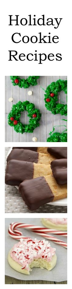 Holiday Cookie Recipes < Go Bold With Butter
