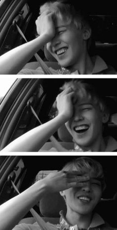 GD laughing ♥