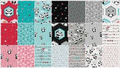 Meet the Makers Quilt Along and Block – Kelly Panacci Panda Love, Flannels, How To Find Out, How To Make, Fabric Crafts, Cotton Fabric, Fabrics, Meet, Quilts