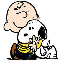 Cereja Neon: Snoopy e Charlie Brown - Sobre o Amor...