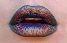 Lips on fleek