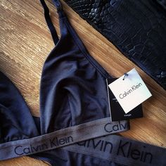 via rumineely - Love this set @calvinklein @netaporter emoji