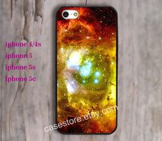 iPhone 5s case Iphone 5 Case  Fox Fur Nebula by charmcover on Etsy, $7.99