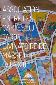 Association entre les cartes du tarot VII à XII - Le Tarot divinatoire de  Marseille 00f95937b185