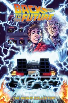 Back to the Future: The Heavy Collection, Vol. Science Fiction, Blockbuster Film, Bttf, Steven Spielberg, Back To The Future, Any Book, Cultura Pop, Books To Buy, Old West