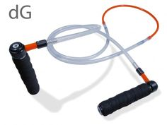 Ridiculously expensive, ridiculously cool weighted jump rope