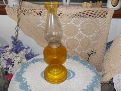 Vintage Pedestal  Oil Lamp  Eagle Lamp by Daysgonebytreasures on .i have this oil l use It when our lights go out. I have had since 60's .
