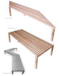 Image result for wood bench