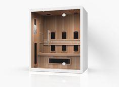 Deze infrarood sauna kan zowel vrij worden geplaatst in slaapkamer, maar kan ook perfect worden inbouwd worden in je slaapkamer. Lekker genieten bij u thuis! Cabine Sauna, Entryway, Furniture, Design, Home Decor, Entrance, Homemade Home Decor, Door Entry, Hall
